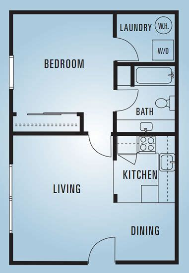 floor plan for 600 sq ft apartment best 25 1 bedroom house plans ideas on small