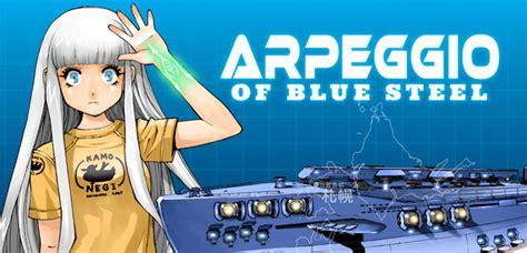 arpeggio of blue steel arpeggio of blue steel seven seas entertainment