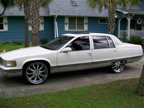 1996 Cadillac Fleetwood by Johelya 1996 Cadillac Fleetwood Specs Photos