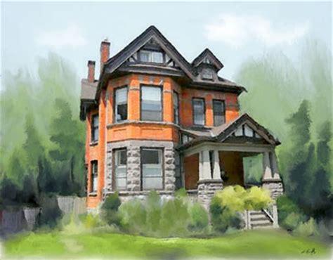 house portrait artist 28 house portrait artist cotswold paintings