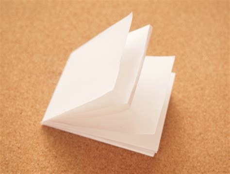 how to do book origami how to make an origami book with pictures wikihow