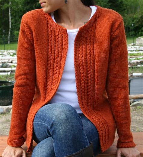 free easy knitting patterns for cardigans cardigan sweater pattern knit sweater jacket