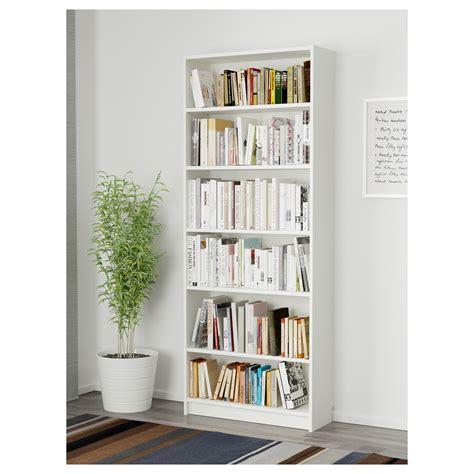 ikea white bookshelves billy bookcase white 80x28x202 cm ikea