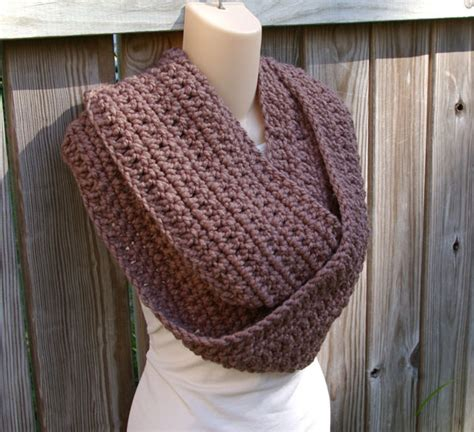 easy infinity scarf knit pattern handmade handmade gifts handmade crafts