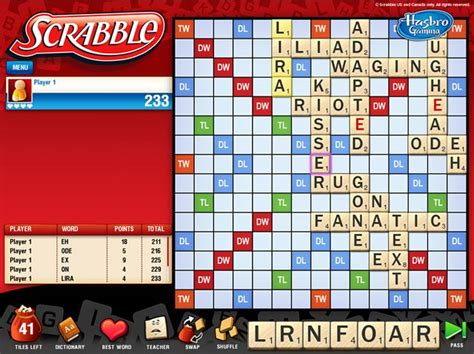 free scrabble for play hasbro classic scrabble board on pc and mac