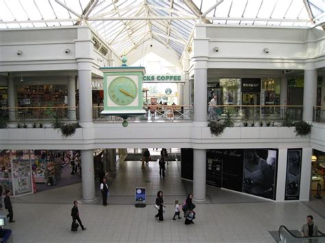 Garden City Stores Welwyn Garden City Hertfordshire Town Centre 2