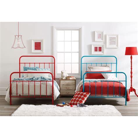 style metal bed frames vintage style metal frame single bed bed frames ideas