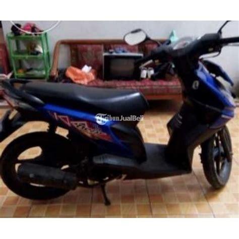 Warna Motor Matic by Motor Matic Honda Beat Cw Warna Biru Tahun 2011 Plat B