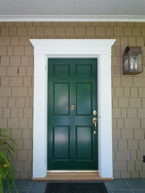 exterior door moulding best 25 exterior door trim ideas on entry