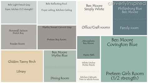 paint colors light paint colors cleverlyinspired