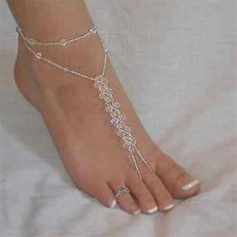 how to make foot jewelry foot jewelry accessories