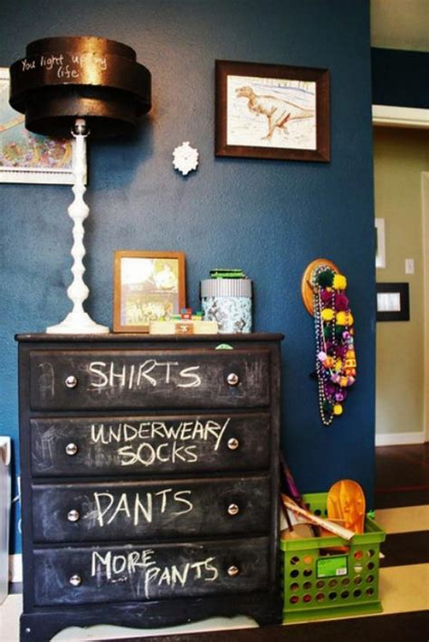 diy chalk paint storage easy diy room decor ideas for boys diy ready