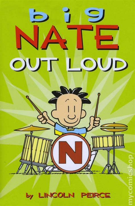 big nate book pictures big nate out loud tpb 2011 mcmeel comic books
