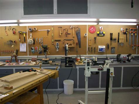 how to set up a woodworking shop in the garage cactus blue the woodshop
