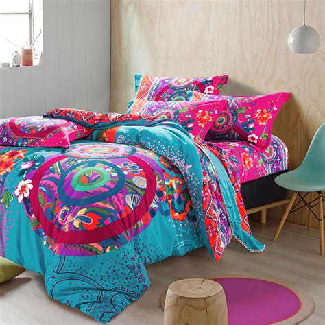 colorful comforter sets selling colorful bohemian duvet covers