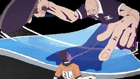 ping pong the animation a humble professor thoughts on quot ping pong the animation