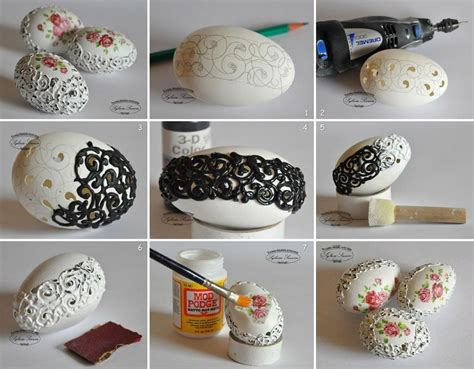 d i y projects craft ideas diy easter egg decoration diy projects usefuldiy