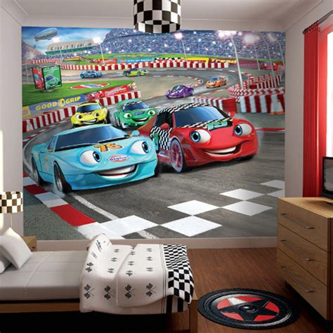 Car Wallpapers For Room by Childrens Bedroom Wallpaper Ideas Home Decor Uk