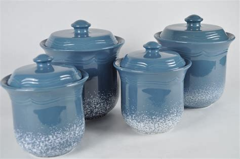 cobalt blue kitchen canisters blue kitchen canister 100 images ceramic canisters