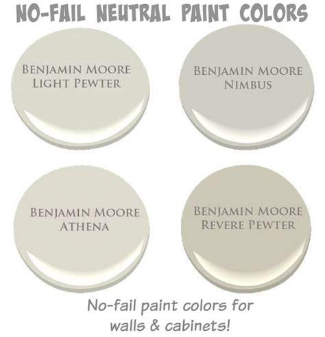 paint colors vs light colors 25 best ideas about benjamin nimbus on