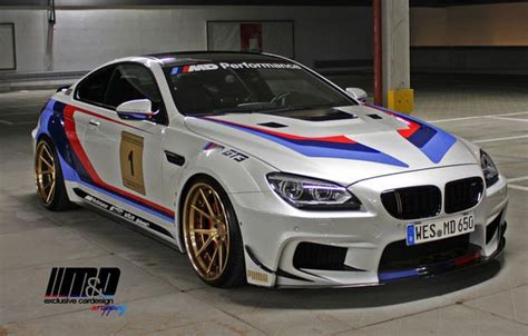 Bmw M6 Kit by Bmw 650i Kit And Powerkit By Prior Design
