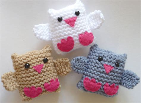 knitted kits jingle birds learn to knit kit by gift knit kits