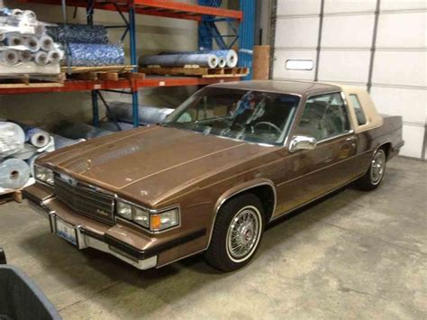 1985 Cadillac Coupe by 1985 Cadillac Coupe For Sale Classiccars
