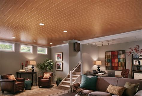 Drop Ceiling by Wood Drop Ceiling Armstrong Ceilings Residential