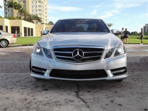 Mercedes For Sale By Owner by 2013 Mercedes E Class Sale By Owner In Lake Worth Fl