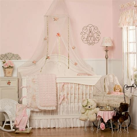 shabby chic nursery bedding color trends for 2009 carousel designs