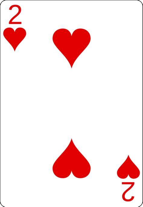 of hearts file 2 of hearts svg wikimedia commons
