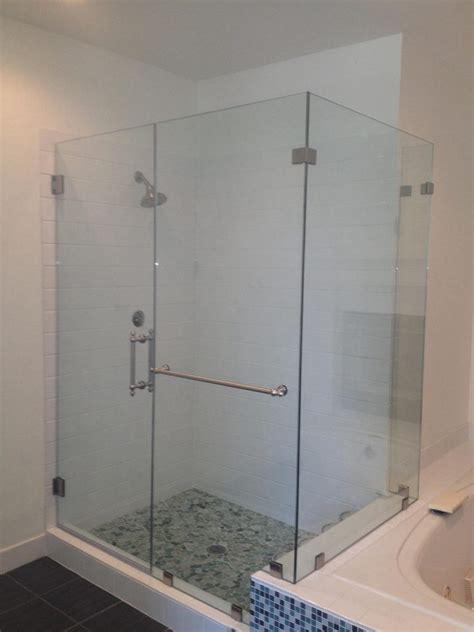 shower doors frameless frameless shower doors
