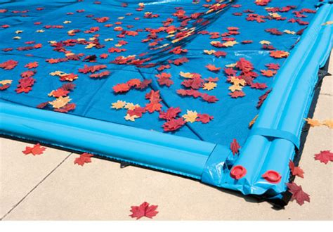 inground pool leaf cover in ground pool leaf catchers winter pool covers in the
