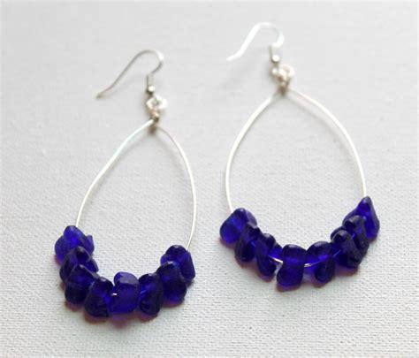 how to make beaded earrings how to make beaded hoop earrings emerging creatively