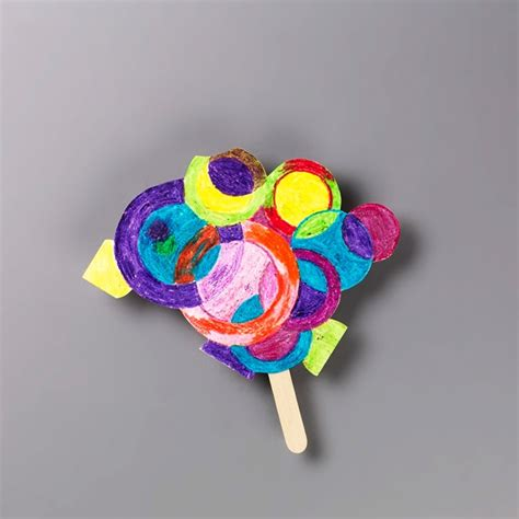 paper craft fan korean paper fan craft crayola