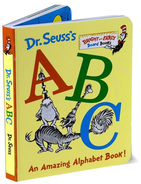 Quotes Dr Seuss Abc Book Quotesgram