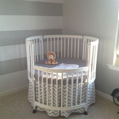 circle baby crib beautiful white crib yes nursery