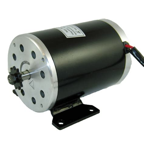 12 Volt Electric Motor Repair by 500w Motor 24 Volts With Mounting Bracket Style My1020 B