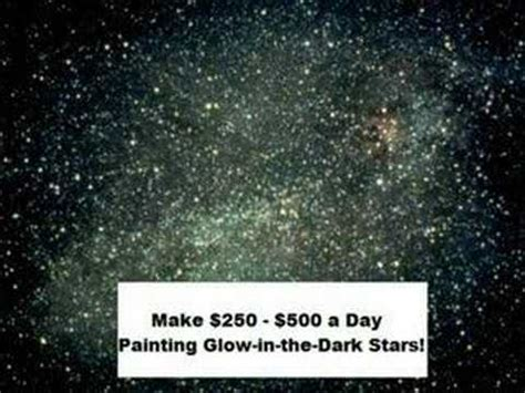 glow in the paint homebase make hundreds daily painting cosmic ceiling on
