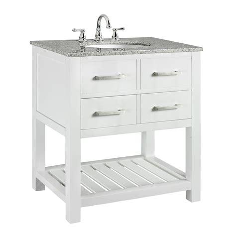 White Bathroom Vanity Home Depot by Granite Vanity Tops Home Depot Roselawnlutheran