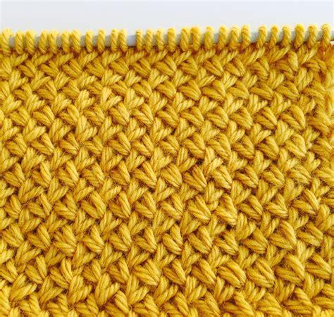 how to basket weave knit knitting stitch patterns diagonal basket weave le point de