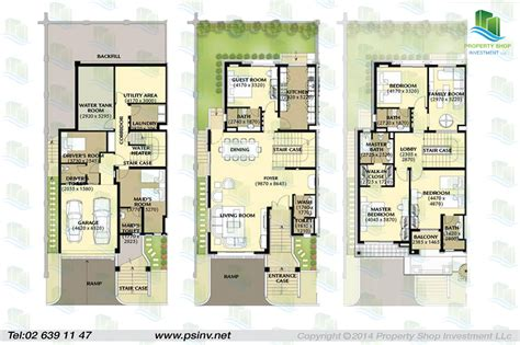 townhome floor plan al forsan apartment properties villa townhouse