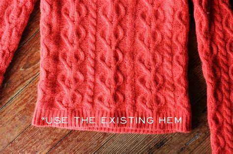 how to knit a sweater for beginners step by step tips for sewing sweater knit a beautiful mess