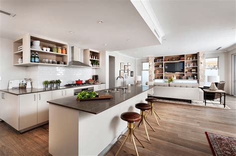 open floor kitchen designs open floor plans a trend for modern living