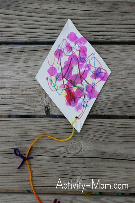 kite crafts for the activity paper plate alphabet craft k is for kite