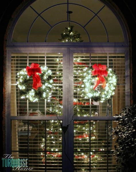 lighted wreaths for outdoors endearing image of outdoor prelit wreath