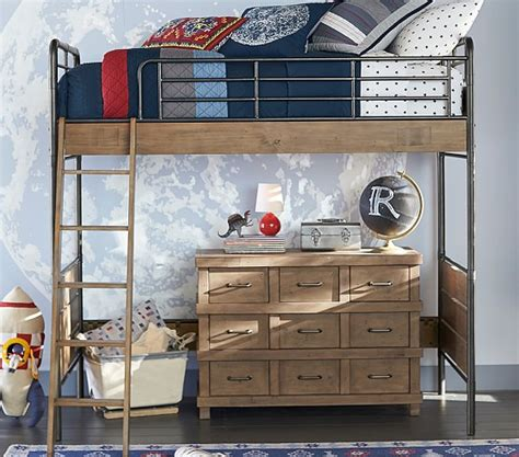 pottery barn loft bed with desk 91 pottery barn loft bed with desk owen loft
