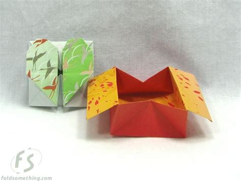 origami collapsible box collapsible box coin purse origami practic