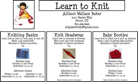 learning how to knit learn to knit creatys for