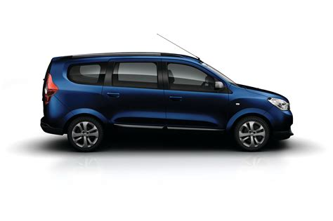 lodgy 7 places occasion dacia unveils stepway
